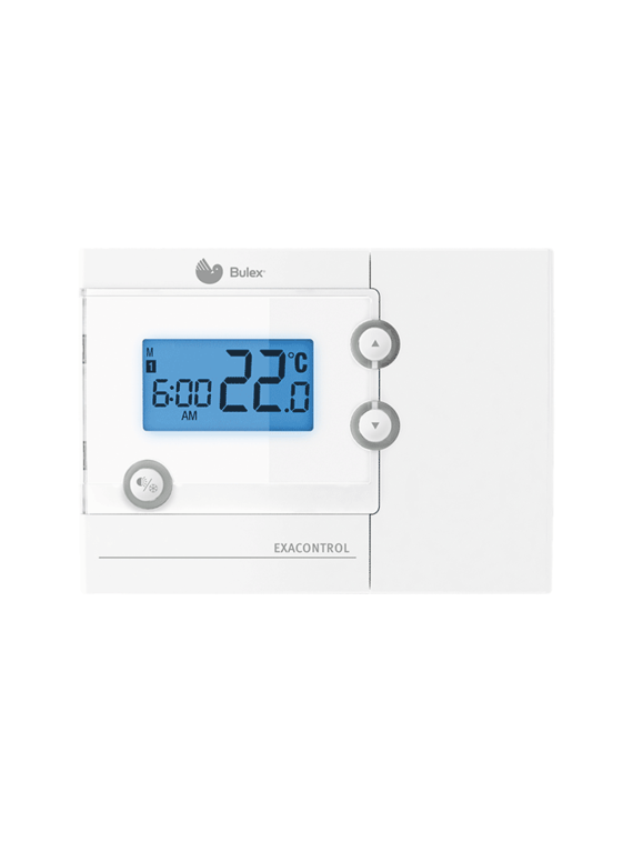 Thermostat d'ambiance E-bus Exacontrol 7
