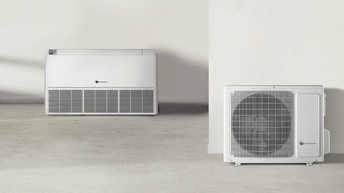 Gamma VivAir lucht/lucht warmtepompen