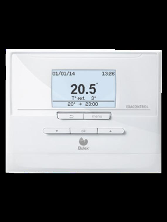 Programmeerbare eBUS thermostaat ExaControl E7RC (radio)