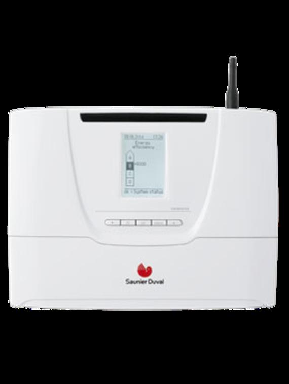 Examaster (collectif), réglage qui permet de gérer différents circuits de chauffage et la production d'eau chaude sanitaire.