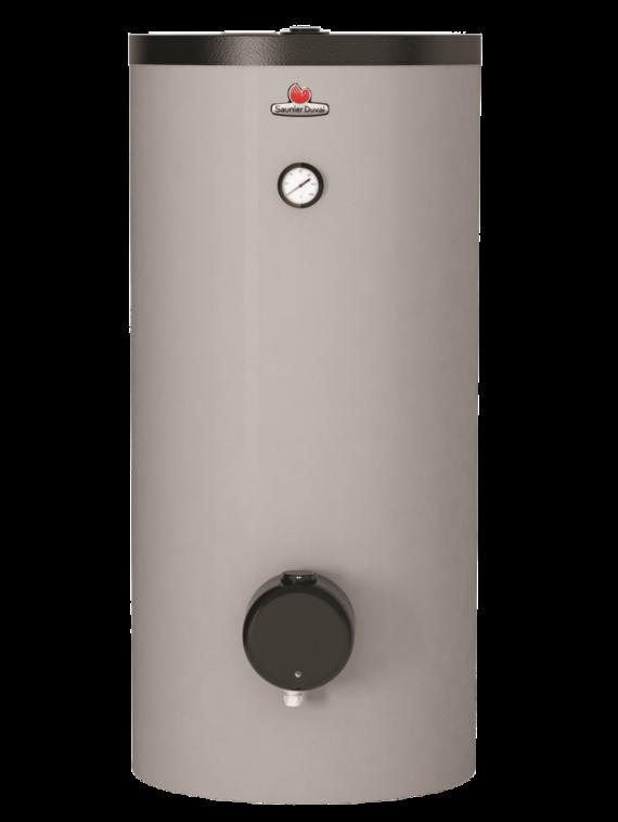 De reeks FEW-boilers zijn voorraadboilers met een opwarmingsspiraal.