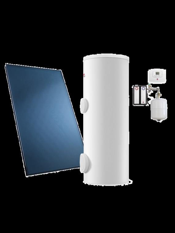 Concept boiler solaire Helio SET 300 litre