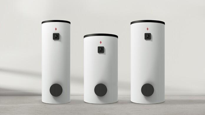 Nos nouveaux boilers d'eau chaude sanitaire